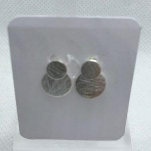 Boucle d'oreille argent 925
